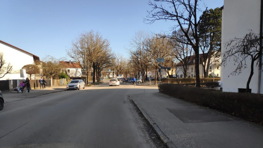 In Kirchtrudering