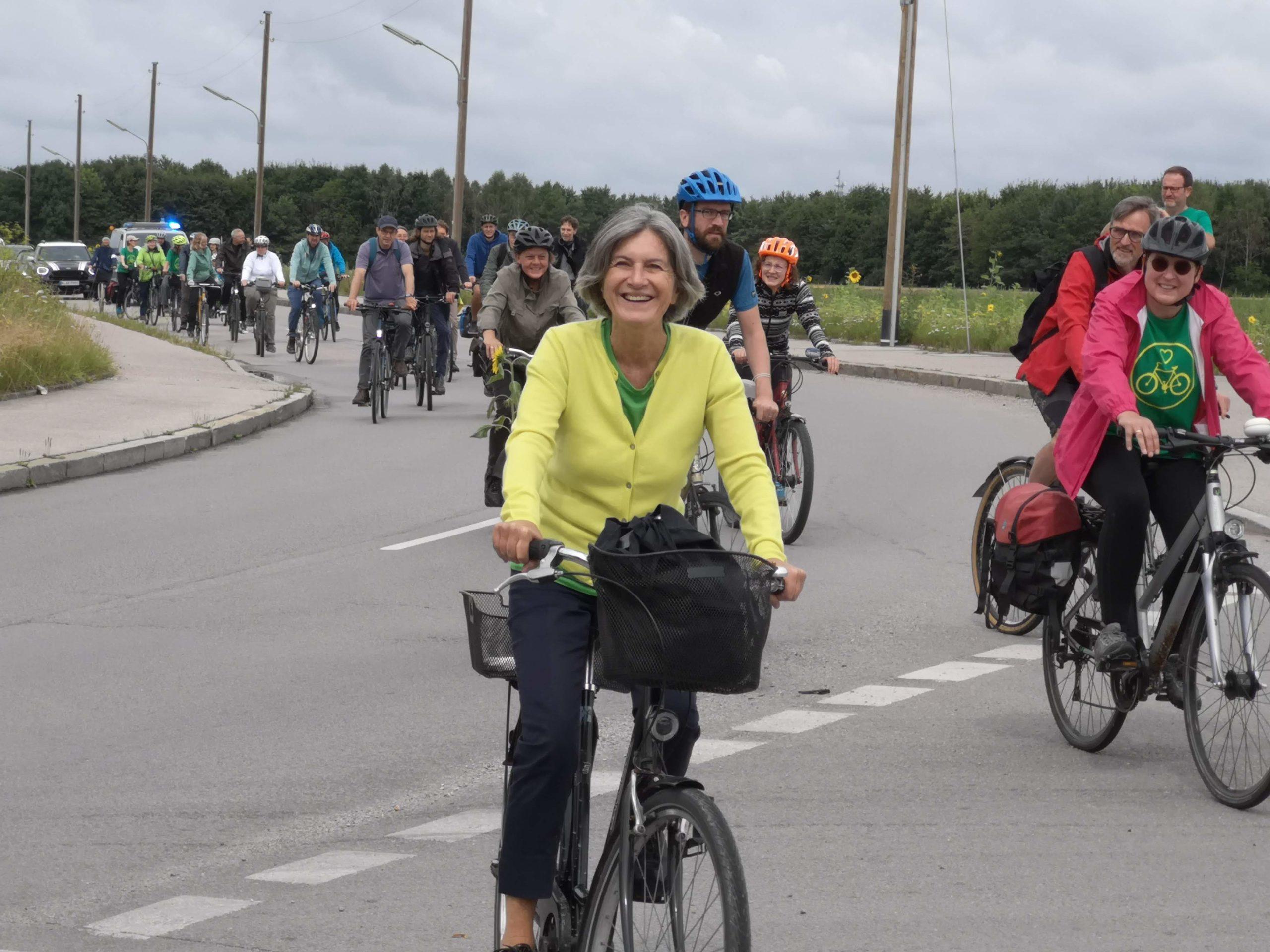 2 Radtouren und 1 Sommerfest